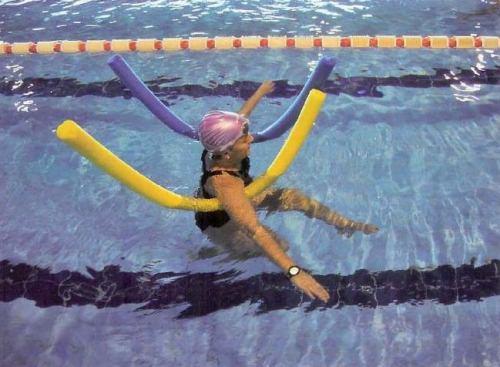 Art culos recientes medicina deportiva nataci n for Ejercicios espalda piscina